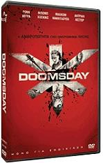 doomsday special edition dvd photo