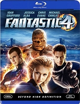 fantastic four blu ray photo