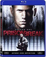 prison break season 1 3 blu ray disc photo
