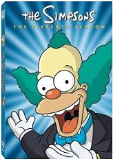 the simpsons season 11 4 disc box set dvd photo