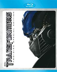 transformers 2 blu ray disc special edition photo