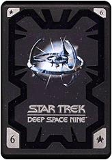 star trek deep space nine season 6 7 disc box set dvd photo