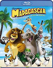 madagaskari blu ray photo