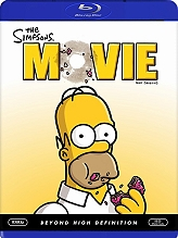 the simpsons i tainia blu ray photo