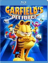 garfield i tainia blu ray photo