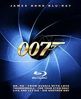 tzeims mpont box 007 6 discs blu ray photo