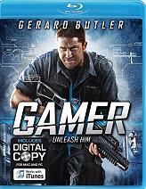 gamer blu ray photo