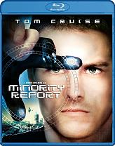 minority report blu ray photo