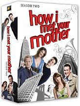 how i met your mother season 2 3 dvd photo