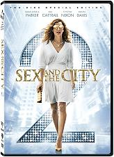 sex and the city 2 2 disc dvd photo