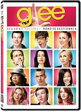 glee season 1 volume 1 road to sectionals 4 disc box set dvd photo