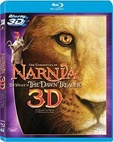 the chronicles of narnia the voyage of the dawn treader 3d blu ray photo