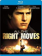 all the right moves blu ray photo