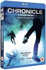 chronicle blu ray photo
