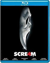 scream 4 blu ray photo