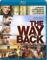 the way back blu ray photo