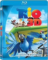 rio 3d blu ray photo