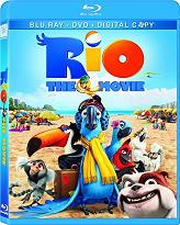 rio blu ray photo
