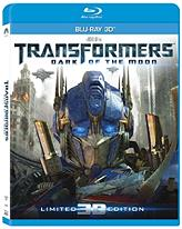 transformers dark of the moon 3d blu ray photo