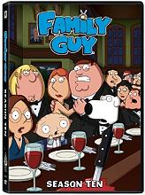 family guy season 10 dvd photo
