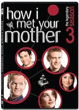 how i met your mother season 3 dvd photo