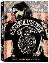 sons of anarchy season 1 dvd photo
