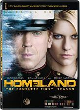 homeland season 1 dvd photo
