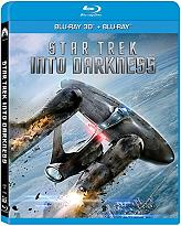 star trek into darkness 3d 2d blu ray photo