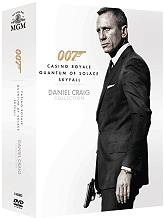 daniel graig collection casino royale quantum of solace skyfall dvd photo