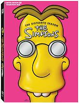 the simpsons season 16 dvd photo