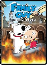 family guy season 11 dvd photo