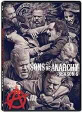 sons of anarchy season 6 dvd photo