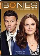 bones season 9 dvd photo