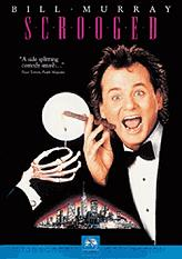 scrooged dvd photo