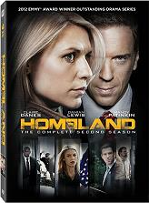 homeland season 2 dvd photo