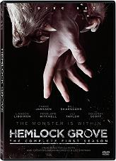 hemlock grove season 1 dvd photo