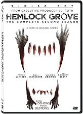hemlock grove season 2 dvd photo