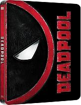 deadpool steelbook blu ray photo