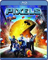 pixels blu ray photo