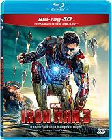 IRON MAN 3 3D SUPERSET (2 DISCS BLU-RAY) ταινίες dvd   blu ray   επιστημονική φαντασία