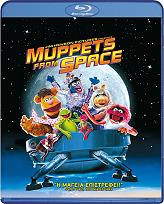 muppets from space blu ray photo