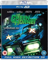 the green hornet 3d blu ray photo