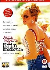 ERIN BROCKOVICH (DVD) ταινίες dvd   blu ray   αισθηματικό