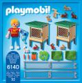 playmobil 6140 country mikri farma koynelion extra photo 1