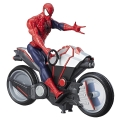 spider man titan hero series sm w spider cycle extra photo 1