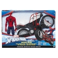 spider man titan hero series sm w spider cycle extra photo 2