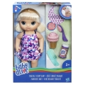 baby alive magical scoops baby blonde baby alive magiko pagoto extra photo 1