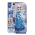 frozen play a melody gown elsa extra photo 1