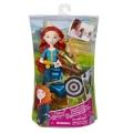 disney princess fashion doll adventure bow b9147 extra photo 1