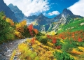trefl puzzle 500pz autumn tatras extra photo 1